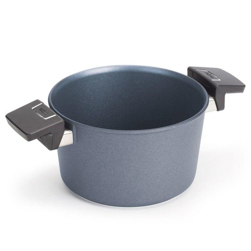 Garnek WOLL Diamond 20 cm Patelnie grillowe WOLL Cookware  - 1 patelnie do smażenia bez tłuszczu