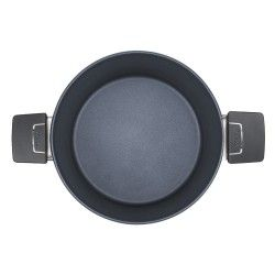 Garnek WOLL Diamond 20 cm Patelnie grillowe WOLL Cookware  - 3 patelnie do smażenia bez tłuszczu