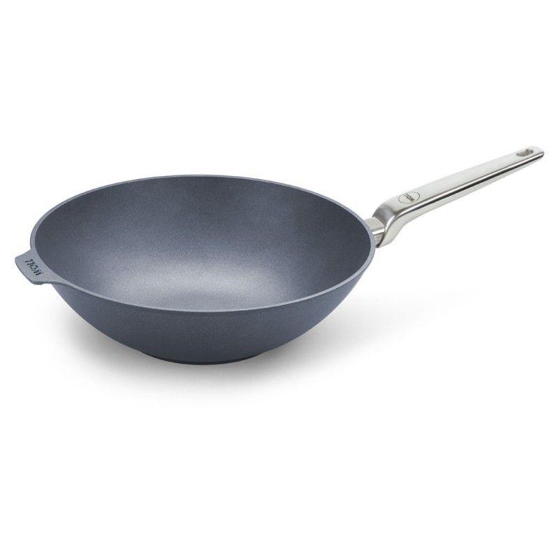 Wok WOLL Diamond PRO 32 cm Patelnie grillowe WOLL Cookware  - 1 patelnie do smażenia bez tłuszczu