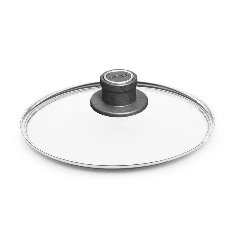 Pokrywa WOLL 18 cm Patelnie grillowe  - 1 patelnie do smażenia bez tłuszczu