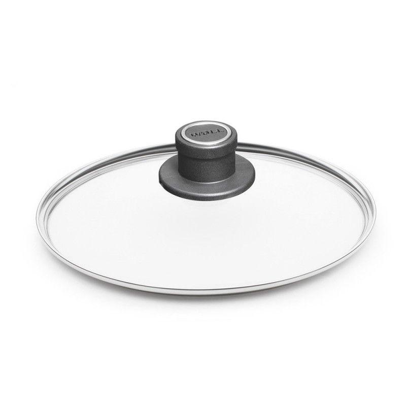 Pokrywa WOLL 24 cm Patelnie grillowe  - 1 patelnie do smażenia bez tłuszczu