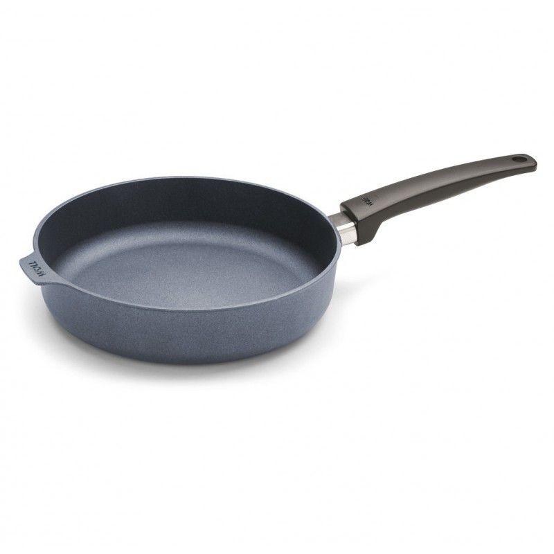Patelnia WOLL Saphire głęboka 28 cm Patelnie grillowe WOLL Cookware  - 1 patelnie do smażenia bez tłuszczu