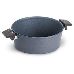 Garnek WOLL Saphire niski 28 cm Patelnie grillowe WOLL Cookware  - 1 patelnie do smażenia bez tłuszczu
