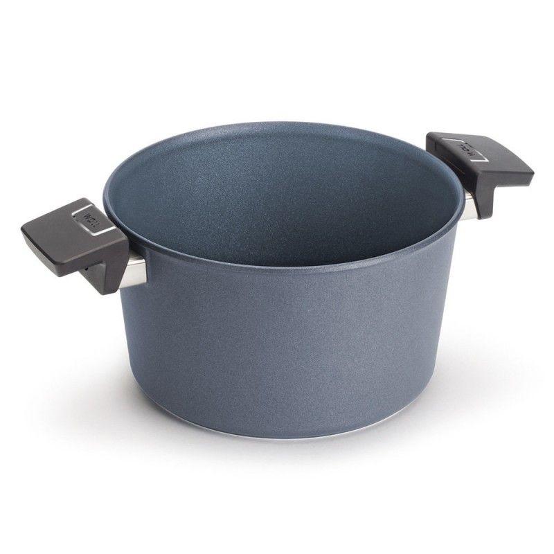 Garnek WOLL Saphire 24 cm Patelnie grillowe WOLL Cookware  - 1 patelnie do smażenia bez tłuszczu