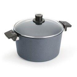 Garnek WOLL Saphire 28 cm Patelnie grillowe WOLL Cookware  - 2 patelnie do smażenia bez tłuszczu