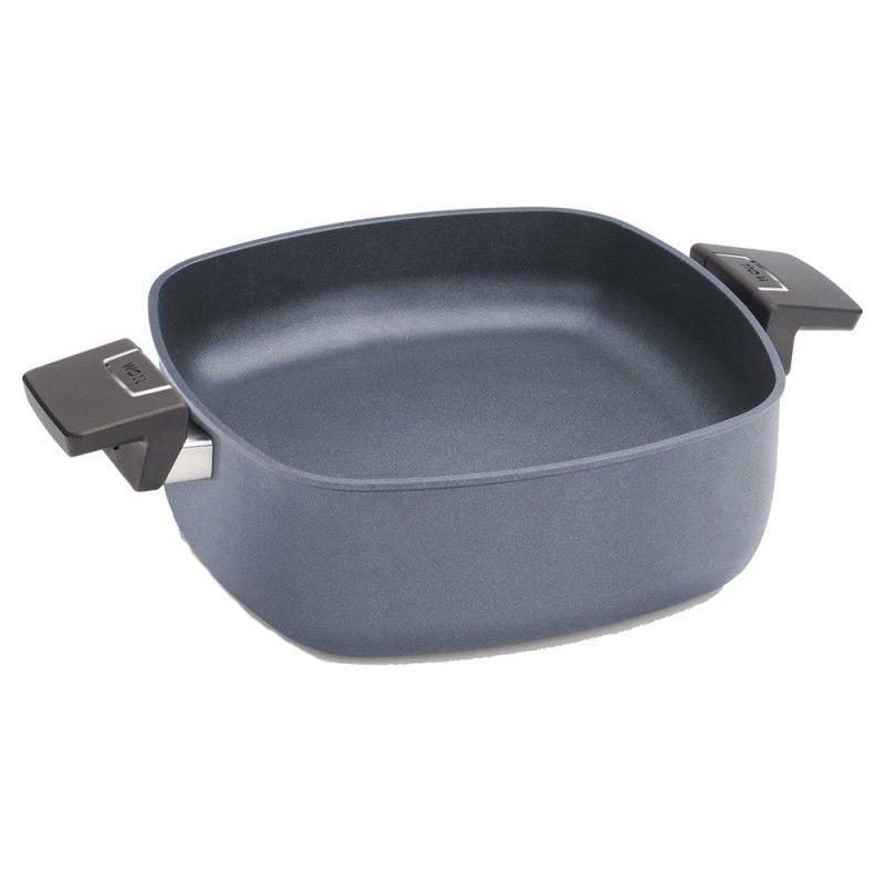 Garnek WOLL Saphire 22 x 22 cm Patelnie grillowe WOLL Cookware  - 1 patelnie do smażenia bez tłuszczu