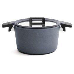 GARNEK WOLL DIAMOND Concpet+ 24 CM Patelnie grillowe WOLL Cookware  - 5 patelnie do smażenia bez tłuszczu
