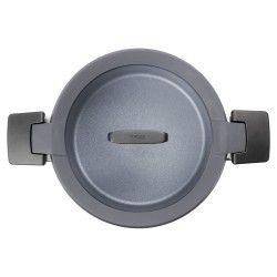 GARNEK WOLL DIAMOND Concpet+ 24 CM Patelnie grillowe WOLL Cookware  - 2 patelnie do smażenia bez tłuszczu