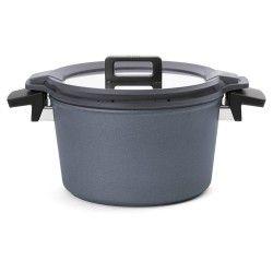 GARNEK WOLL DIAMOND Concpet+ 24 CM Patelnie grillowe WOLL Cookware  - 6 patelnie do smażenia bez tłuszczu