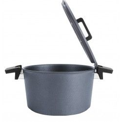 GARNEK WOLL DIAMOND Concpet+ 24 CM Patelnie grillowe WOLL Cookware  - 4 patelnie do smażenia bez tłuszczu