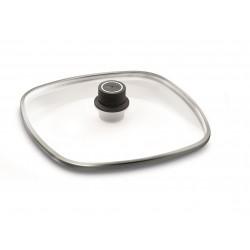 WOLL Diamond XR LOGiC 28x28 cm PRO grill Patelnie grillowe WOLL Cookware  - 2 patelnie do smażenia bez tłuszczu