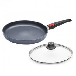Patelnia WOLL Diamond 28 cm Patelnie grillowe WOLL Cookware  - 7 patelnie do smażenia bez tłuszczu