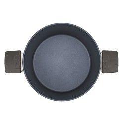 Garnek WOLL Saphire 28 cm Patelnie grillowe WOLL Cookware  - 3 patelnie do smażenia bez tłuszczu