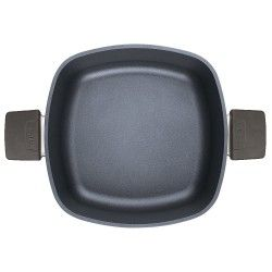 Garnek WOLL Saphire 22 x 22 cm Patelnie grillowe WOLL Cookware  - 3 patelnie do smażenia bez tłuszczu
