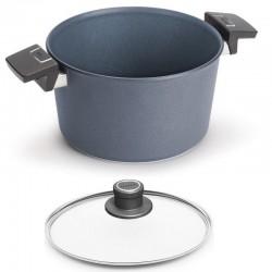 Garnek WOLL Diamond 24 cm Patelnie grillowe WOLL Cookware  - 1 patelnie do smażenia bez tłuszczu