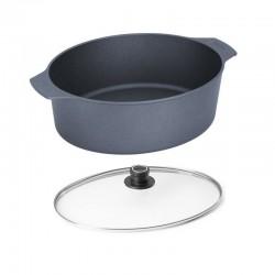 Brytfanna WOLL Diamond 31 x 26 cm Patelnie grillowe WOLL Cookware  - 1 patelnie do smażenia bez tłuszczu