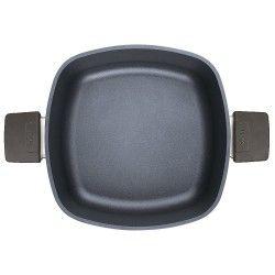 Garnek WOLL Saphire 26 x 26 cm Patelnie grillowe WOLL Cookware  - 2 patelnie do smażenia bez tłuszczu