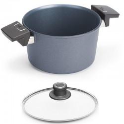 Garnek WOLL Saphire 20 cm Patelnie grillowe WOLL Cookware  - 1 patelnie do smażenia bez tłuszczu