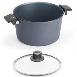 Garnek WOLL Saphire 28 cm Patelnie grillowe WOLL Cookware  - 1 patelnie do smażenia bez tłuszczu