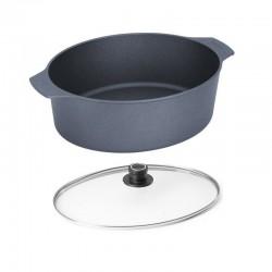 Brytfanna WOLL Saphire 31 x 26 cm Patelnie grillowe WOLL Cookware  - 1 patelnie do smażenia bez tłuszczu