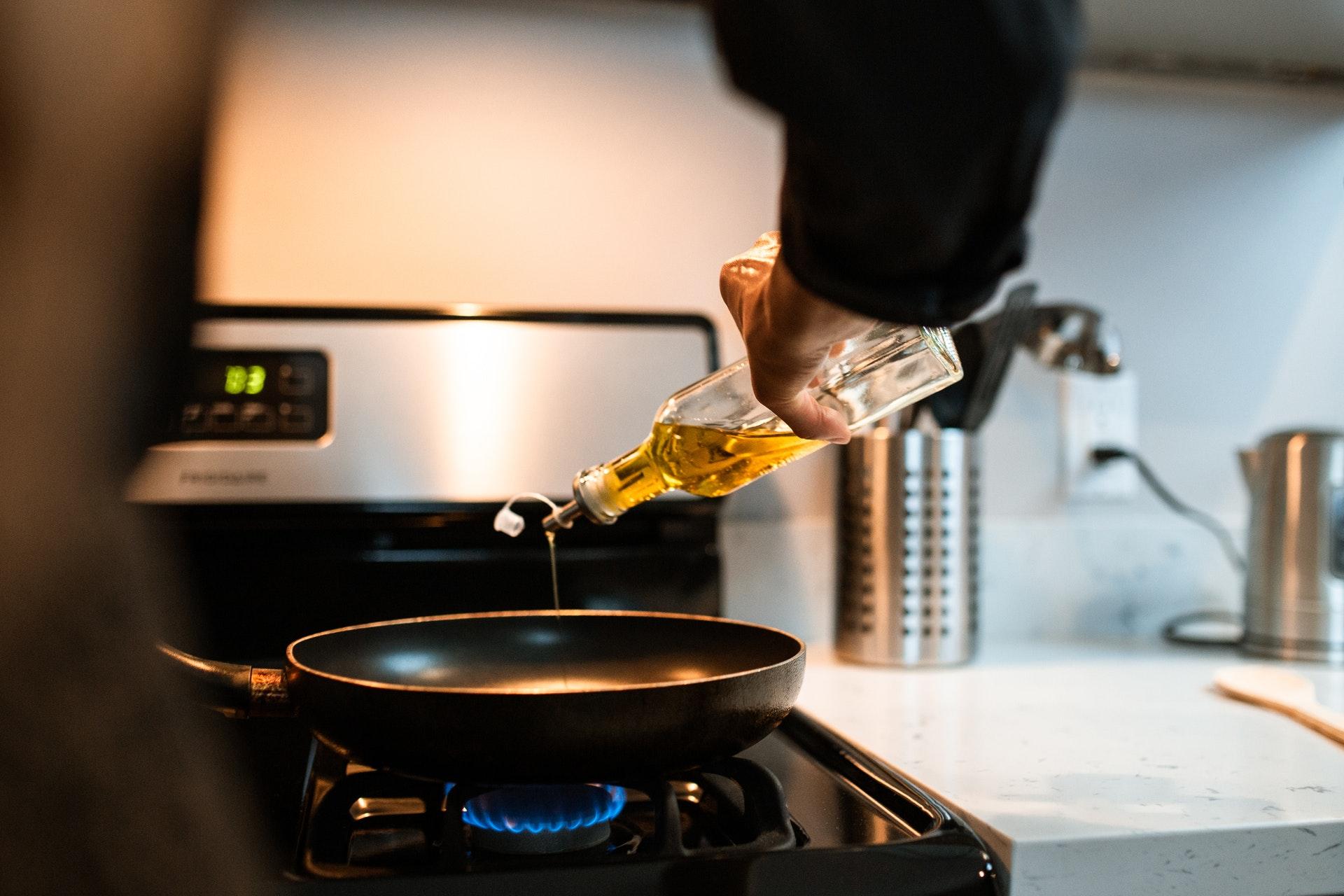 jakie oleje do smażenia