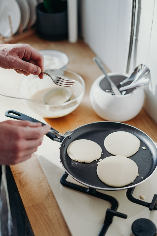 Najlepsza patelnia do pancakes