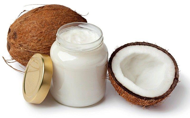 Olej kokosowy do smażenia